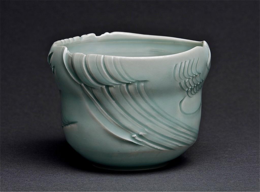 Poterie en céramique réalisé par Jean-luc Jourdain